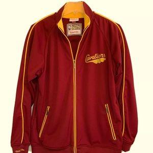 Cleveland Cavs Retro Hardwood Classics Jacket